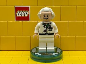 LEGO Dimensions Doc Brown - (Figure Only) dim015