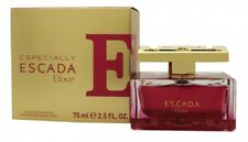 ESCADA ESPECIALLY ELIXIR EAU DE PARFUM EDP 75ML SPRAY - WOMEN'S FOR HER. NEW