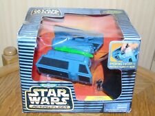 Micro Machines Star Wars Action Fleet TIE Bomber komplett mit US Box