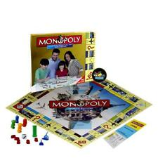 Monopoly World Edition Family Game 2IN1