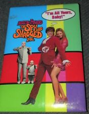 AUSTIN POWERS THE SPY WHO SHAGGED ME 1999 THEATER MOVIE PROMO BUTTON PIN BACK