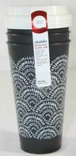 Aladdin 3 Pack Reusable 20 OZ To-Go Cups w/ Lids Microwaveable Dishwasher Recy