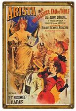 Nostalgic Arista Paris Theater Sign