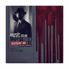 Music To Be Murdered By - Side B Eminem Audio CD  discs : 2 Rap & Hip-Hop NEW