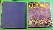 Claude Monet - Virginia Spate - Volume di lusso con cofanetto - 1^ Ed. 1993