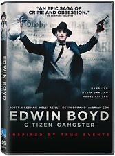 EDWIN BOYD CITIZEN GANGSTER *NEW DVD*