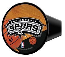 """San Antonio Spurs Hitch Cover~ROUND~Big Color~NBA~Fits 2"""" Hitch~FREE Shipping"""