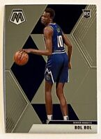 2019-20 Prizm Mosaic BOL BOL Base Rookie, RC, #222, Denver Nuggets, Oregon