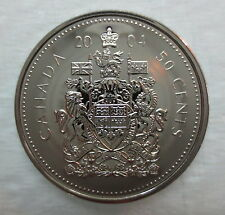 2004P CANADA 50 CENTS PROOF-LIKE COIN