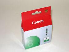 Genuine Canon CLI-8 green ink CLI8G Pro 9000 Pro9000 Mark II printer CLI8 CLI-8G