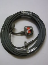 Grey Kirby Mains Power Lead - Suitable for Sentria models - New