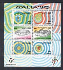ITALY MNH 1990 SG2064-2069 WORLD CUP FOOTBALL CHAMPIONSHIP