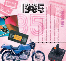 1985 The Classic Years 20 Track CD Greetings Card