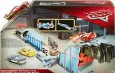 Mattel Disney Pixar CARS Transforming Rust-Eze Racing Center Toy Playset