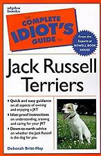 Owning, Raising and Training a Jack Russell Terrier-ExLibrary