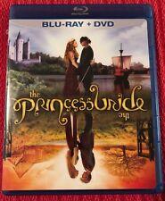 The Princess Bride Blu-Ray + Dvd