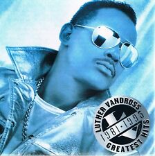 "Luther Vandross: ""Greatest Hits 1981 - 1995"", Top CD"