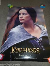 LORD OF THE RINGS: RETURN OF THE KING - SET OF 5 ORIGINAL DS CHARACTER POSTERS