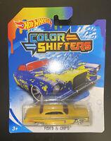 🔥Hot Wheels Color Shifters FISH'D & CHIP'D