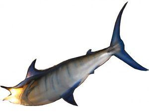 "Blue Marlin 134"" Release Half Mount"