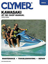 Clymer manuali KAWASAKI JET SKI, 1992-1994 W802