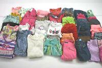 Wholesale Bulk Lot 40 Toddler Girls 12-24 Months 20 Tops & 20 Bottoms Play