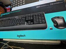 Logitech MK 530 Advanced Wireless Keyboard #920-008002