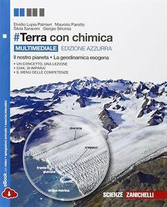 9788808300751 #Terra con chimica. Multimediale edizione azzurra:...i. Con e-book