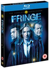 Fringe: Season 4 DVD (2012) Anna Torv cert 15 4 discs ***NEW*** Amazing Value