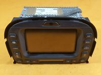 JAGUAR S TYPE 2007 SAT NAV MULTIFUNCTION TOUCH SCREEN 2R8310E889AJ WITH CODE