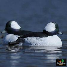 Avery Greenhead Gear Ghg Foam Filled Oversize Bufflehead Duck Decoys 1/2 Dozen 6