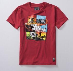 PG Wear T-Shirt Magic Moments Red