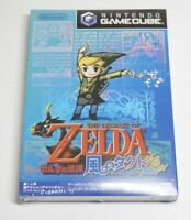 [MINT] The Legend of Zelda Wind Waker Kaze no Tact gamecube GC JAPAN Sealed