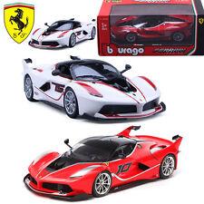 Burago 1:24 Ferrari FXXK Racing DIECAST MODEL CAR VEHICLE SUPERCAR KID TOY GIFT