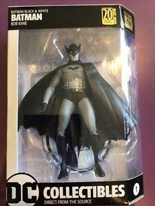 DC BATMAN BLACK & WHITE BOB KANE COLLECTIBLES 1 / JACK MATTHEWS / SEALED BOX