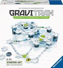 GraviTrax Starterset, interaktives Kugelbahnsystem, Lernspiel Kinder, Geschenk