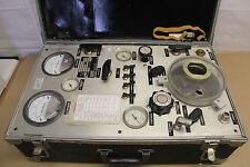Scott AIR PAK Maintenance Tester Test Kit 802830 w/ 2.2 4.5 Service Manual