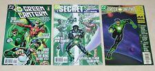 1998 DC Comics GREEN LANTERN SECRET FILES & Origins #1 2 3 complete series VF/NM