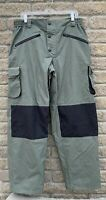 D.A.M. DAM Waterproof Fly Fishing Outdoor Pants Mens Size XL X-Large Germany
