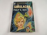 """Vintage """"The Simulacra"""" by Philip K. Dick 1964 Ace Paperback First Edition"""