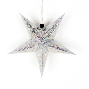 Christmas Party Paper Star Hanging Decorations Festival Lantern Ornaments