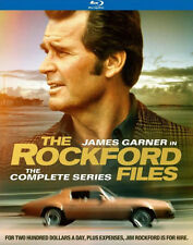 ROCKFORD FILES: COMPLETE SERIES (22PC) - BLU RAY - Region A