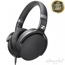 NEW Sennheiser headphone sealed type / Folding type / HD 4.30G BLACK from JAPAN
