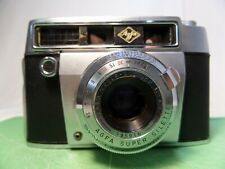 Agfa Super Silette L 1958 35mm rangefinder film camera with Solinar lens