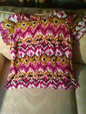 Sag Harbor XL Womens Shirt Rayon