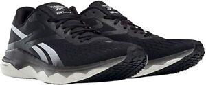 Reebok Men's Floatride Run Fast 2.0 Running Shoe, Black/Grey/White, 11 D(M) US