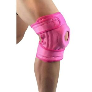 Men Sports Knee Pads Brace Protections Double Spring Support Protective Gear