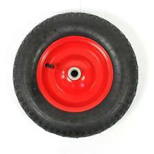 Schubkarrenrad Metallfelge Luft-Reifen 4.80/4.00-8 Ø400 Schubkarre Ersatz-Rad