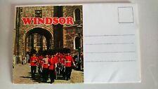WINDSOR CASTLE LETTERCARD