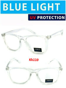 Blue Light Blocking Glasses Computer Gaming Vision Care Protection-1009 Clear